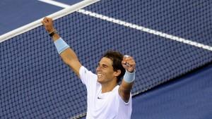 Nadal vor Krönung seiner Comeback-Saison
