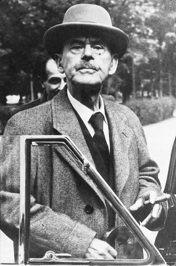Ungeliebt: Thomas Mann