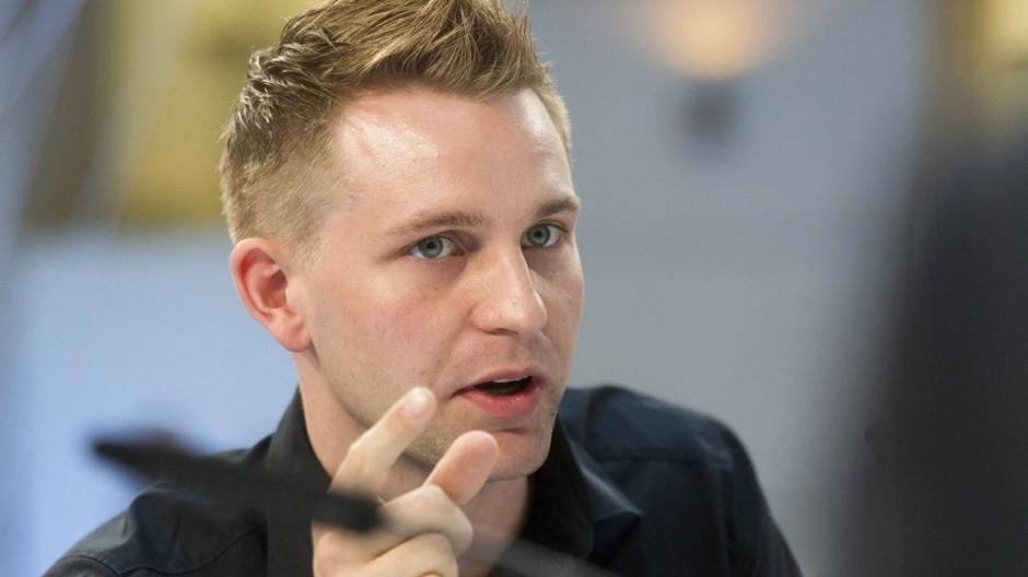 Maximilian Schrems begann seinen Kampf gegen Facebook schon als Student.