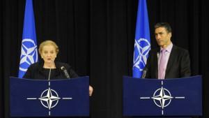 Vorerst kein Abzug amerikanischer Atomwaffen aus Europa