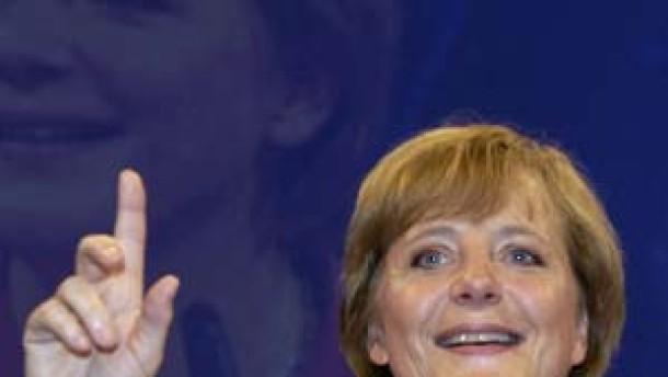 Merkel hat keine Zeit fürs zweite Fernsehduell
