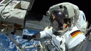 Wie man Astronaut wird