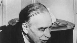 John Maynard Keynes wurde zum Börsenmillionär