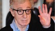 Woody Allen geht zum Fernsehen