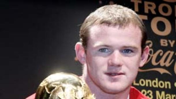 Der englische Fluch trifft Wayne Rooney