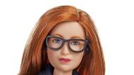Die neue Barbie, ihr Vorbild wirkt an der Universität von Oxford.