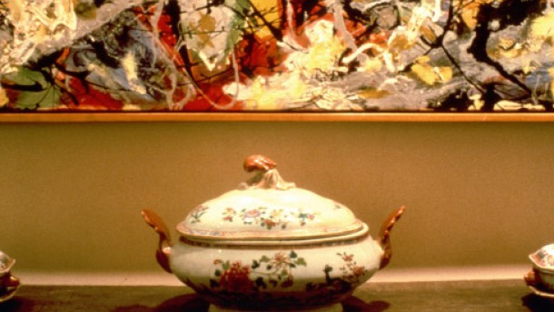 Pollock und das Leben der Formen