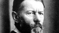 Das kleinstädtische Kulturleben befruchtete sein Denken: Max Weber (1864 bis 1920)