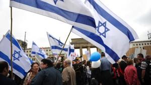 Wenn Juden demonstrieren