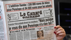 Die meistgefürchtete Zeitschrift Frankreichs