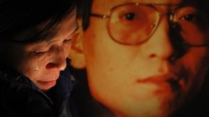 Das ist mein guter Freund Liu Xiaobo