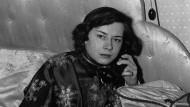 Patricia Highsmith, fotografiert 1949, im letzten Jahr ihrer Arbeit für Comic-Hefte