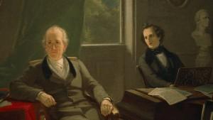 Goethe, Musik und Ironie