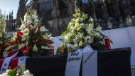 Trauerfeier für Germanwings-Opfer
