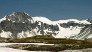 Alles ruhig über Flims – wenn nicht gerade die Tektonik für geologische Aufregung sorgt