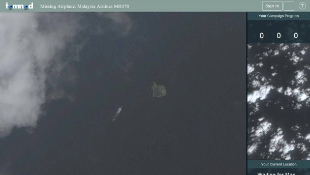 Was geschah mit MH 370?