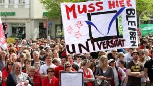 Werden aus Unis wieder Fachhochschulen?