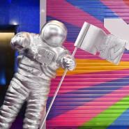 Das berühmte Mondmännchen der MTV Video Music Awards wird dieses Jahr nur im Freien zu sehen sein.