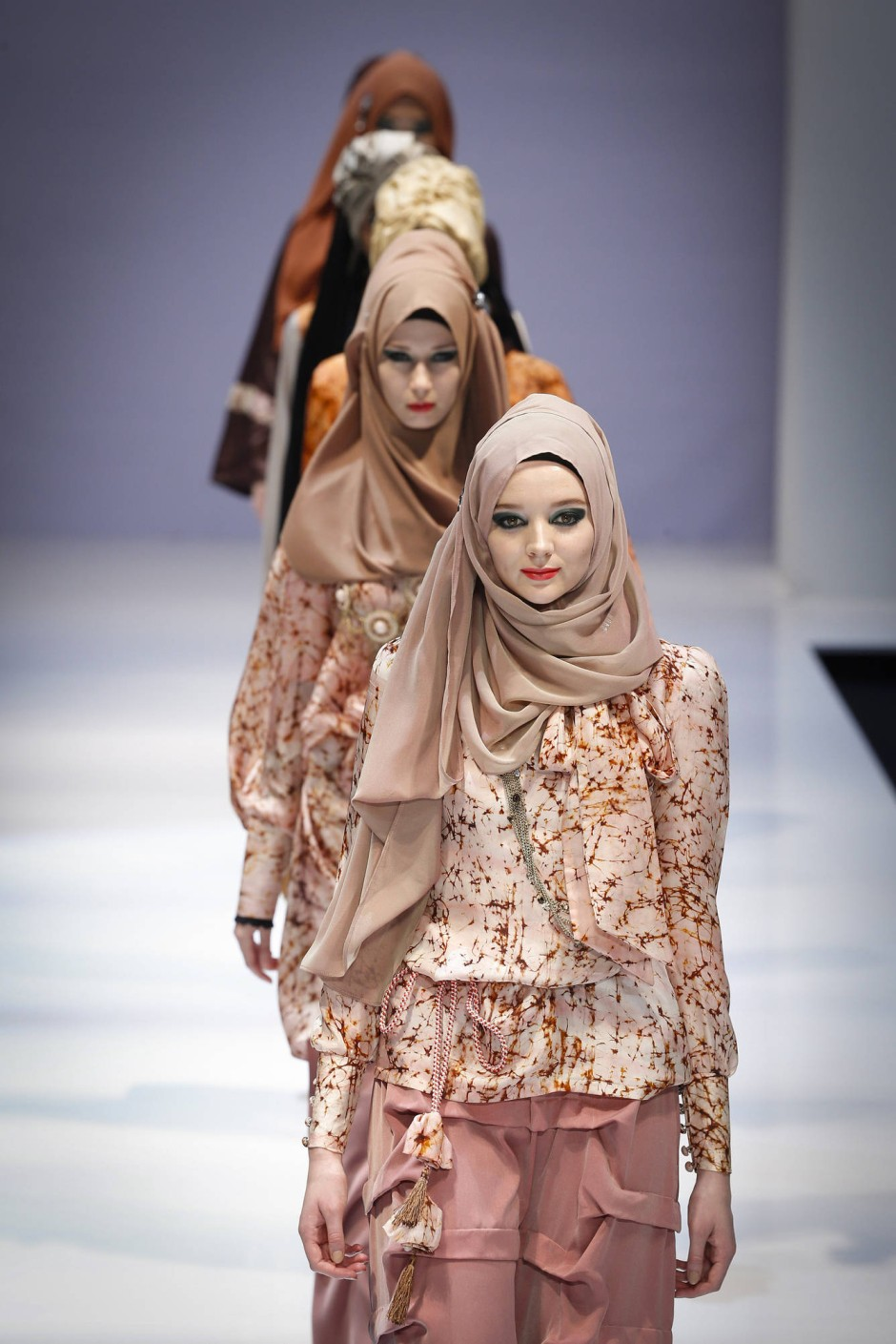 Muslim fashion islamic clothing 83