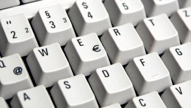 Themendienst Wissenswert: Wie sind die Zeichen auf der Tastatur angeordnet?