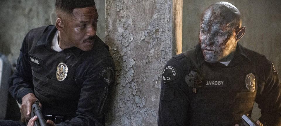 Neuer Netflix Film Bright Mit Will Smith Und Kollege Ork