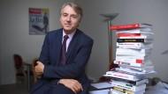 """Yves de Kerdrel, der Herausgeber der """"Valeurs Actuelles"""""""