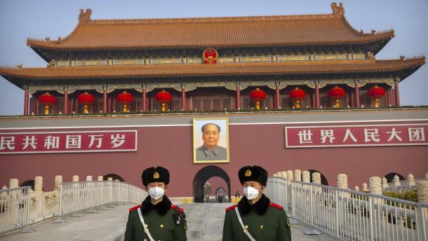 Bloomberg-Mitarbeiterin in Peking festgenommen