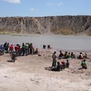 Baustein der Elektrifizierung: Mehr als sechzig Prozent des weltweiten Kobaltvorrats wird im Kupfergürtel der südöstlichen Provinzen des Kongo abgebaut.
