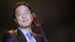 Yo-Yo Ma singt Lennon