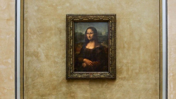 Die Mona Lisa muss umziehen