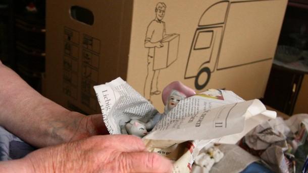 Senioren sollen Wohnungen für Familien räumen