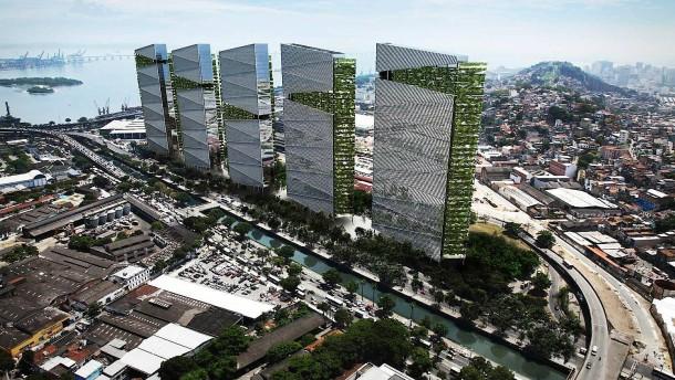 Launching of the Trump Towers Rio de Janeiro