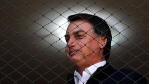 Bolsonaro wegen Angriffs auf die Pressefreiheit angezeigt