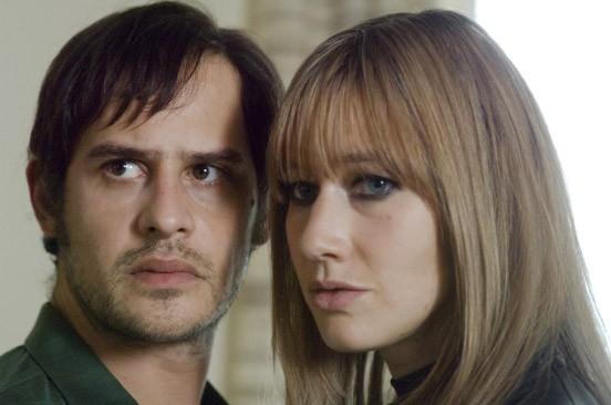 Hörigkeitsstrukturen im Untergrund: Andreas Baader (Moritz Bleibtreu) und Gudrun Ensslin (Johanna Wokalek)