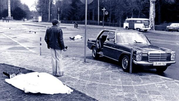 Wer schont die Mörder von Siegfried Buback?