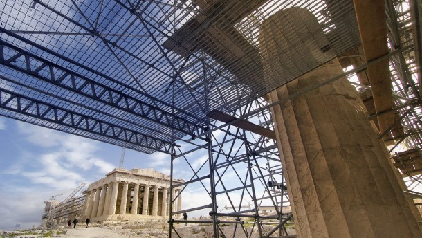 Against Bashing Greece: The Greek Utopia - Feuilleton - FAZ