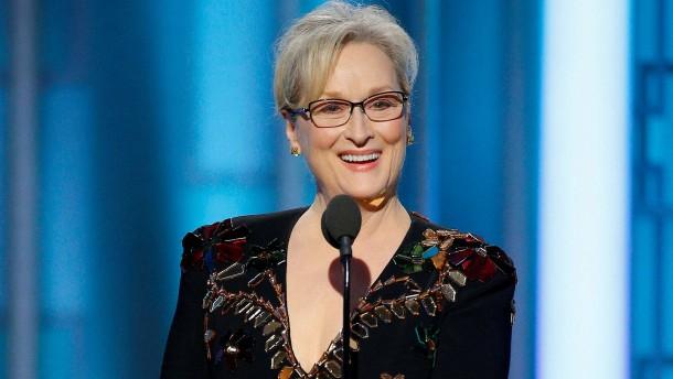 44132092 Bilderstrecke. © Reuters Meryl Streep ...