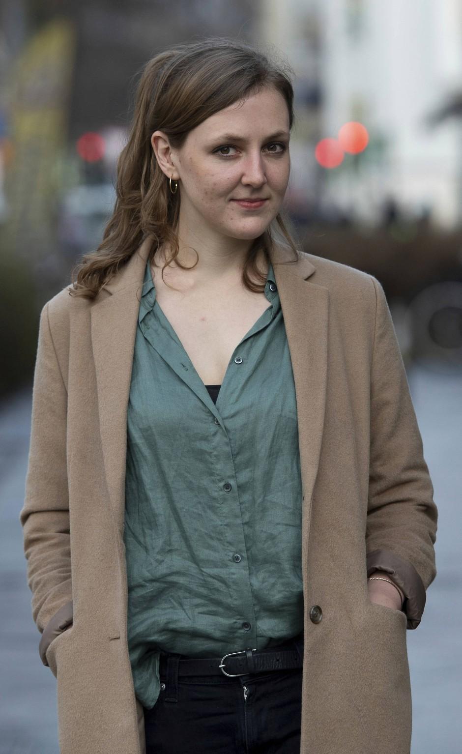 Die Autorin und freie Journalistin Valerie Schönian