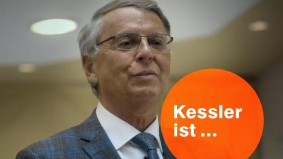 """Kessler ist… Wolfgang Bosbach"""