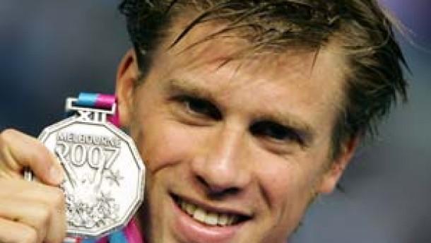 Silber für Rupprath - Rekord für Phelps