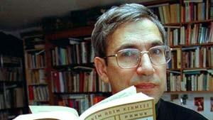 Friedenspreis für Schriftsteller Orhan Pamuk