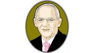 Wolfgang Schäuble über eine Herrscherin und liebende Mutter