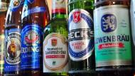 Der Anteil an alkoholfreiem Bier nimmt in Deutschland stetig zu.
