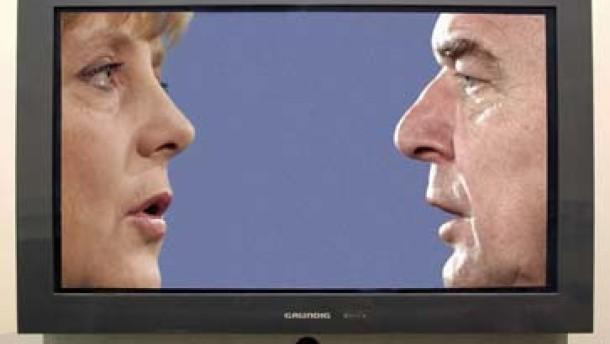 Einigung: Es wird nur ein Fernsehduell geben