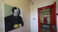 Bis vor Kurzem saßen hier noch junge Straftäter ein: Reading Prison verstand sich einst als Korrekturanstalt.