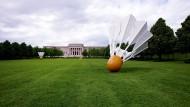 Corpus delicti: Ihr Foto vom Nelson Atkins Art Museum in Kansas City hat Carol Highsmith für alle freigegeben. Der Agentur Getty gefällt das nicht.