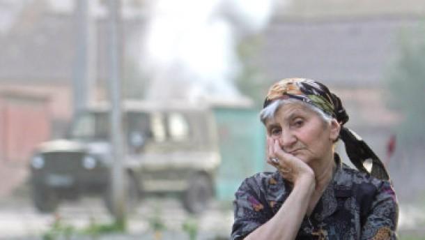 Wohlgesinnt im Kaukasus