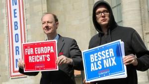 """Semsrott verlässt """"Die Partei"""", Sonneborn entschuldigt sich"""