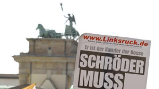 Deutschlands Linke im Revolutionsstau
