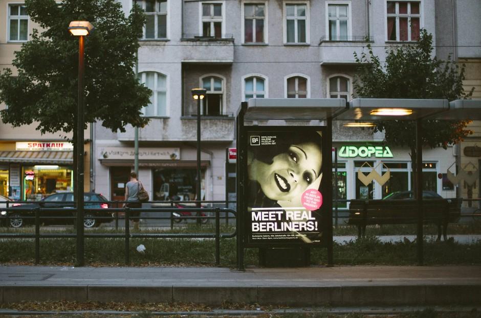 Was sind schon reale Berliner? Und will man die wirklich treffen?
